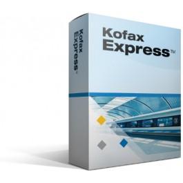 Kofax Express Workgroup KX-WSC0-0001