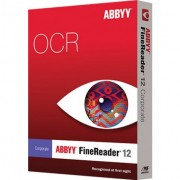 ABBYY FineReader 12 Corporate /Concurent use / Box / UPGR (1 lic.)