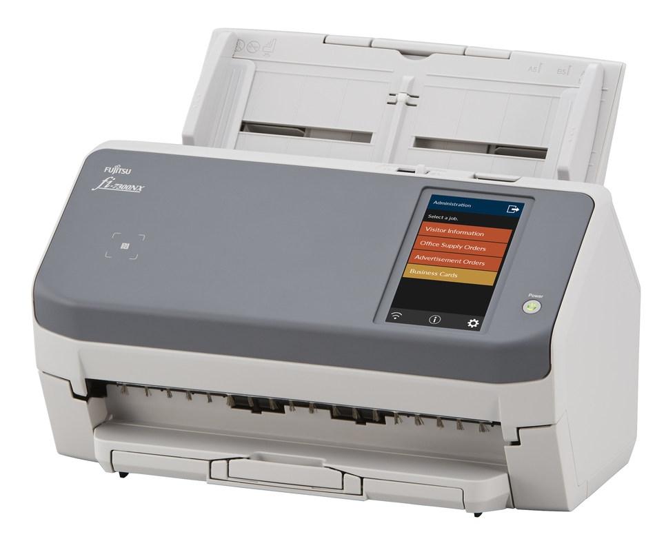 Fujitsu skener na dotik